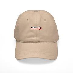 Anti-McCain Baseball Cap