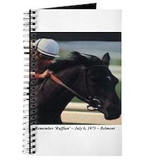 'Remember Ruffian' Journal