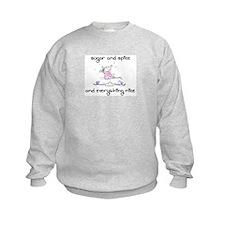 New Baby Girl Sweatshirt