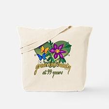 Beautiful 99th Tote Bag