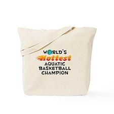 World's Hottest Aquat.. (C) Tote Bag