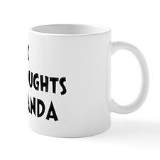 Amanda (impure thoughts} Mug