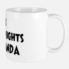 Amanda (impure thoughts} Mug