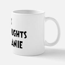 Melanie (impure thoughts} Mug