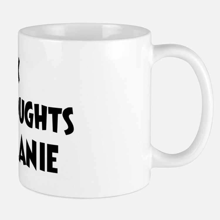 Melanie (impure thoughts} Mug