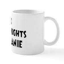 Melanie (impure thoughts} Small Mugs