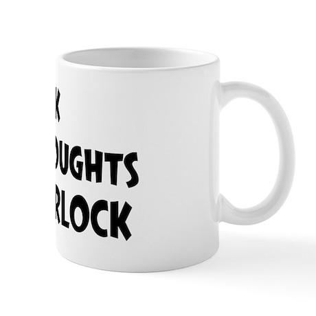 Sherlock (impure thoughts} Mug