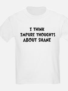 Shane (impure thoughts} T-Shirt