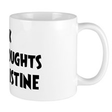 Christine (impure thoughts} Mug