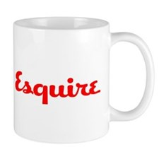 Cute Esquire Mug