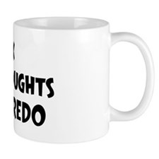 Alfredo (impure thoughts} Mug