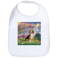 CloudAngel-Beagle Bib