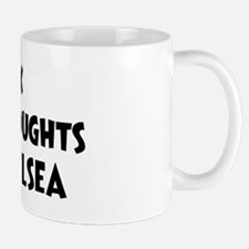 Chelsea (impure thoughts} Mug