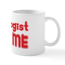 A Neurologist Loves Me Mug