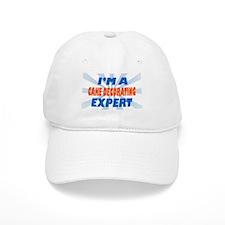 Cake Expert Baseball Cap