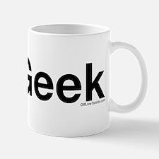 I != Geek - I am not a Geek Mug