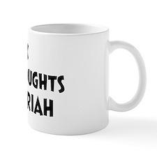 Mariah (impure thoughts} Mug
