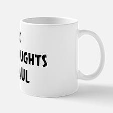 Saul (impure thoughts} Mug