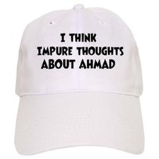 Ahmad (impure thoughts} Baseball Cap