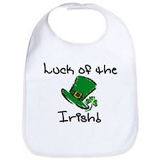 Irish Luck Bib