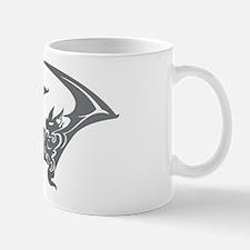 Bat #14 Gray Mug