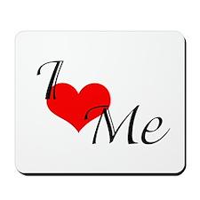 I Heart Me 2 Mousepad