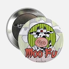 "Moo Fu 2.25"" Button"