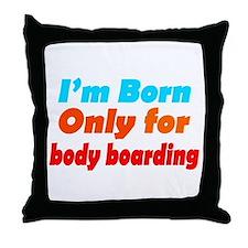 Cute Board Throw Pillow