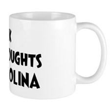 Carolina (impure thoughts} Mug