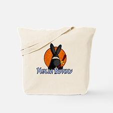 Ninja Bunny Tote Bag