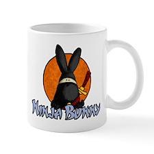 Ninja Bunny Mug