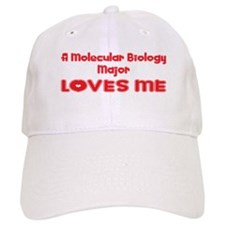 A Molecular Biology Major Loves Me Baseball Cap