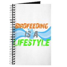 Cute Feed birds Journal