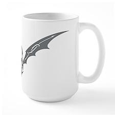 Bat #6 Gray Mug