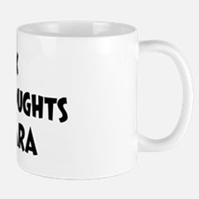 Cara (impure thoughts} Small Small Mug