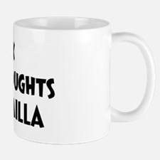 Camilla (impure thoughts} Mug