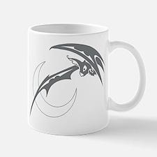 Bat #3 Gray Mug