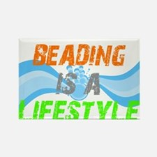 Cute Lifestyle Rectangle Magnet