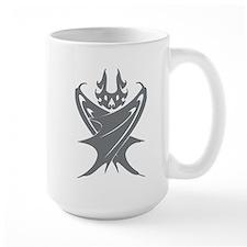 Bat #2 Gray Mug
