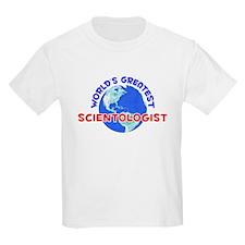 World's Greatest Scien.. (E) T-Shirt