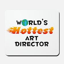 World's Hottest Art d.. (C) Mousepad