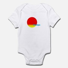 Shaniya Infant Bodysuit