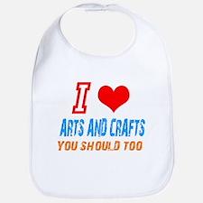 Unique Arts and crafts Bib