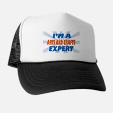 Arts and crafts expert Trucker Hat