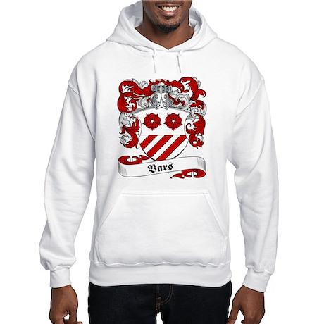 Bars Family Crest Hooded Sweatshirt