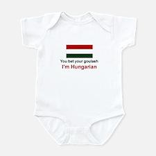 Hungarian Goulash Infant Bodysuit