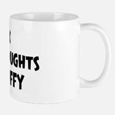 Buffy (impure thoughts} Mug
