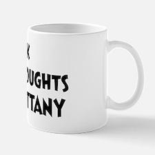 Brittany (impure thoughts} Mug