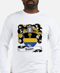 Bauer Family Crest Long Sleeve T-Shirt