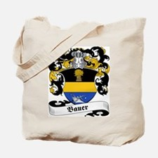 Bauer Family Crest Tote Bag